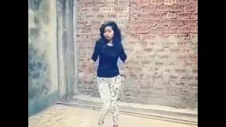 Bangladeshi Cute Girl WOW Dance 2017