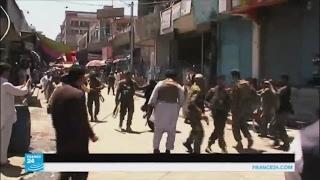 مسلحون يقتحمون مبنى التلفزيون الرسمي في العاصمة الأفغانية