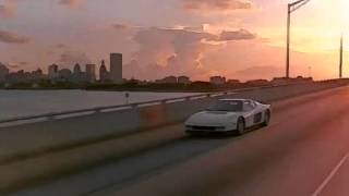 Miami Vice Music -- Peter Gabriel -- We Do What We're Told