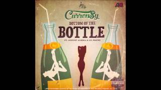 Curren$y - Bottom of the Bottle feat. August Alsina & Lil' Wayne  (Official Audio)