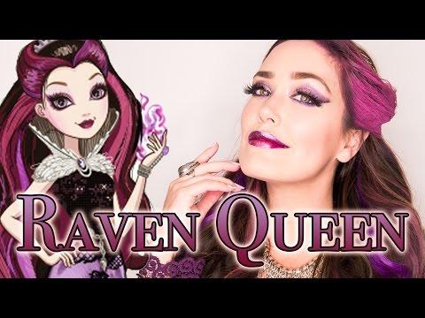 Xxx Mp4 TUTORIAL RAVEN QUEEN Maquillaje Halloween 3gp Sex