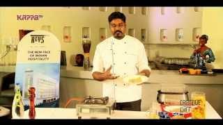 Creative Chef - Chicken momos - Kappa TV