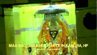 BAGLAMUKHI MAA PROTECTS FROM ENEMIES, TEMPLE DARSHAN