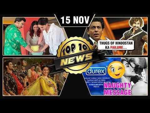 Xxx Mp4 Deepika Ranveer Marriage PICS SRK On Aamir Sunny Leone New Film Amp More Top 10 News 3gp Sex
