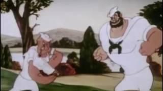 Pique-nique et Gags - Popeye le marin en français