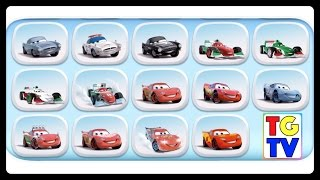 View all Cars and Lightning McQueen Paint Jobs - Fast as Lightning