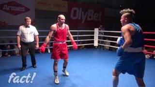 Erik Mendoza (Sweden)   VS   Petr Russkih (Est, Narva)
