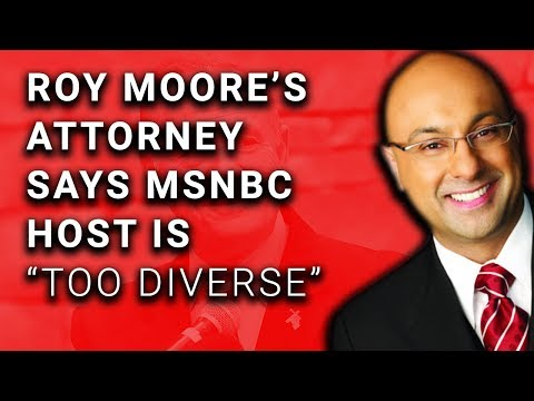 Xxx Mp4 Roy Moore's Attorney Thinks Muslim Host Knows About Child Rape Due To Ethnicity 3gp Sex