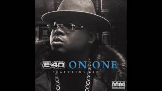 "E-40 ""On One"" Feat.  AD"