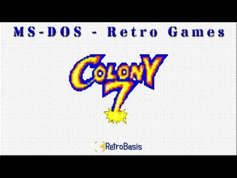 Colony 7 (1981) [MS-DOS]