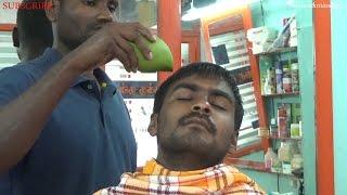 Best Relaxing Sleep Well Head Massage with mango/CS ASMR,,,