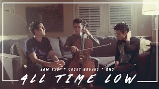 All Time Low (Jon Bellion) - Sam Tsui, Casey Breves, KHS Cover | Sam Tsui