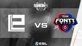 Rainbow Six Pro League 2017 - Season 3 Finals - PC - eiNs vs. Team FONTT - day 1