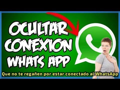 Xxx Mp4 Como Ocultar La Ultima Vez Conectado En WhatsApp 2018 3gp Sex
