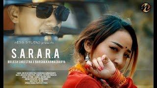 """""""Sarara"""" Brijesh Shrestha x Barsha Karmacharya (Official Video)"""