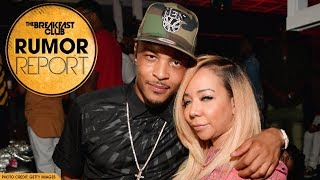 T.I. and Tiny Call Off Divorce