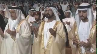 محمد بن راشد يترحم شهداءالخير والعمل الإنساني