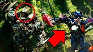 Transformers 2 Revenge of the Fallen Optimus Prime Forest Battle  - Fight Scene Breakdown