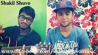 Bhalobashbo Bashbo Re Bondhu Cover Habib Wahid ft. Shakil Shuvo