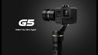 The 3 best Gopro Gimbals 2017 by ManzlSport [Full HD]