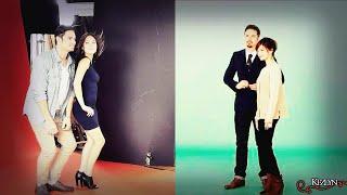 Jay Ryan + Kristin Kreuk || We
