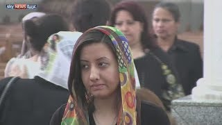تشييع ضحايا هجوم المنيا