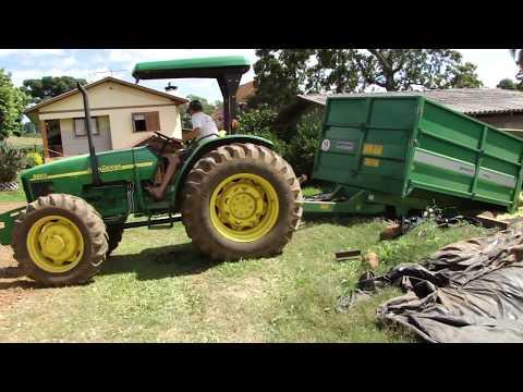 Silagem de milho em Cotiporã RS 2013