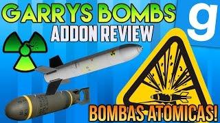 Gmod Addon Review: MEGA PACK DE BOMBAS! - Garrys Bombs -  Descargar 2016