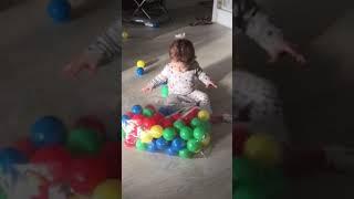 Baby sofia ball colores