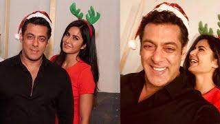 Salman Khan And Katrina Kaif Celebrate Christmas Together   Tiger Zinda Hai