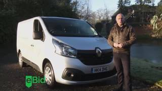 Renault Trafic 2016 Video Review AutoeBid