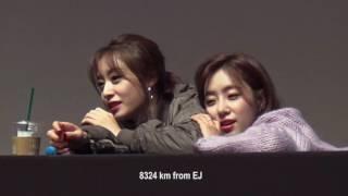 161125_Eunjung & Jiyeon