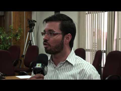 Entrevista com o Prefeito de Lins Edgar de Souza Debate SINFUSP
