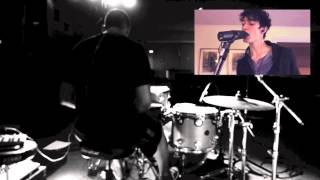 Daft Punk - Get Lucky - Drum Cover // George Barnett & Rafael Escobedo