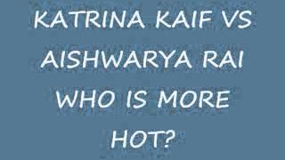 Aishwarya Rai vs KATRINA KAIF