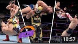 WWE 205 Live 22 May 2018 Highlights HD - WWE 205 Live 22/5/2018 Highlights