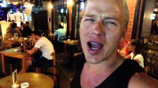 Bangkok's Silom Road  | Gay Life in Thailand Episode 02