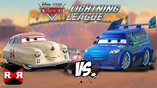 Louise VS DJ - Cars: Lightning League - iOS / Android Gameplay
