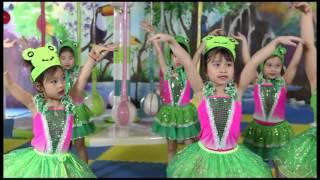 [Nhảy cùng BiBi] Chú ếch con