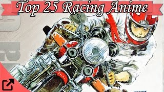 Top 25 Racing Anime
