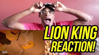 THE LION KING HONEST TRAILERS: REACTION!!!