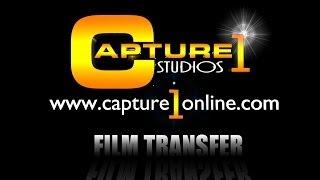 Film Transfer Services: Capture 1 Studios