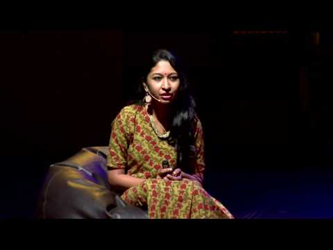 How colour can make a change to our adult lives | Subadra Kalyanaraman | TEDxChennai