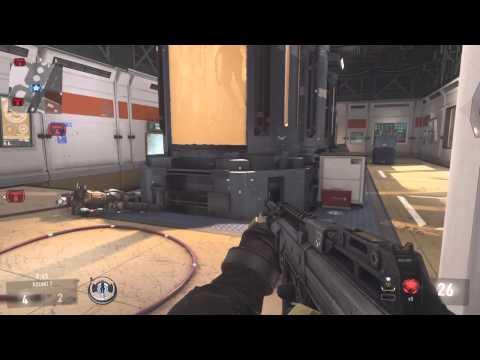 2v2 GB - Advanced Warfare # 3 Insane 2v2 Against 100 MLG Rank!