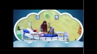 Ya Ustaz - Adab Ziarah Orang Sakit (Mia Sara & Heliza Helmi)