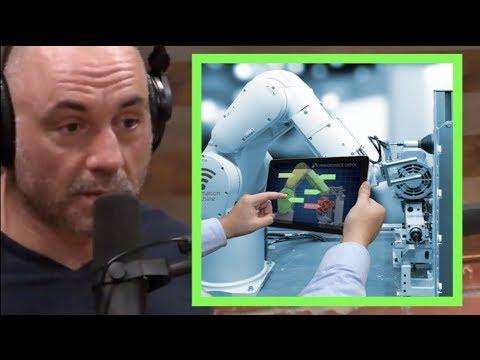 The Bleak Impact of Automation Joe Rogan & Andrew Yang