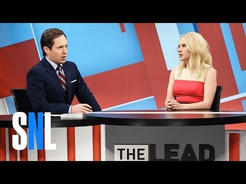 The Lead with Jake Tapper Cold Open SNL