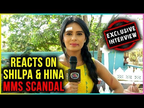 Xxx Mp4 Sonal Vengurlekar REACTS On Shilpa Shinde And Hina Khan MMS Scandal Exclusive TellyMasala 3gp Sex