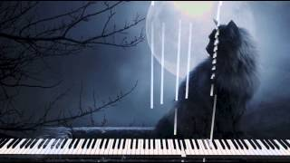 Sad Piano Music - The Black Cat (Original Composition)
