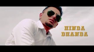 Hinda Dhanda - END - Official Music Video HD - Latest Punjabi Song 2016
